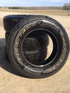 Goodyear Wrangler 275/65 R18