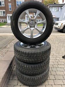 Mercedes GLK Bridgestone Blizack  235-65-17 5x112 475.00