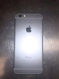 iPhone 6 - 16GB Space Grey