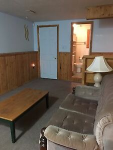 2 bedroom basement apartment EVERYTHING INCLUDED!!!