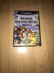 Super Smash Bros Melee - 75$ - perfect condition