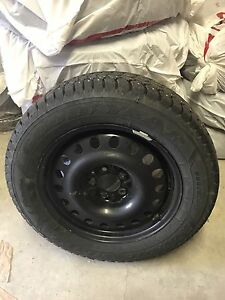 Good Year 225/60R17  Studded Winter Tires for sale