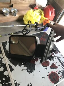 Drivers side Mirror for F-150