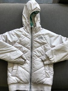 The North Face reversible winter jacket - youth medium