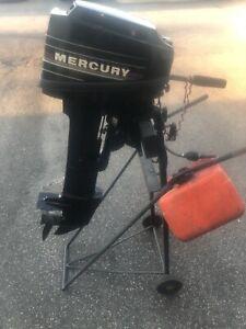 Mercury 8hp Long Shaft