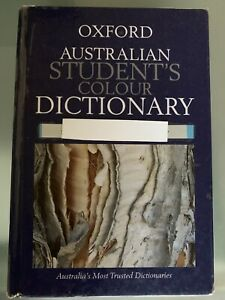 Oxford Australian Student's Colour Dictionary Carindale Brisbane South East Preview
