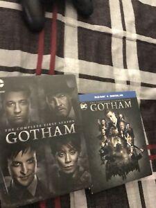 Gotham Season 1 & 2: