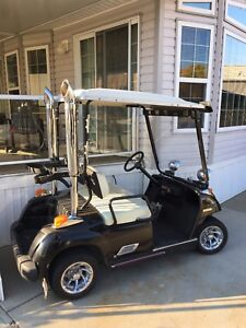 1998 Yamaha Custom Golf Cart