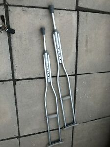 Crutches as new