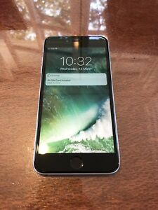 Brand New Condition Space Grey iPhone 6s Plus 128gb