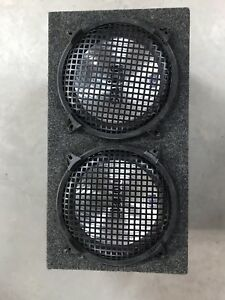 Clarion amp and sup-woofer