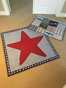 Baby Quilt & Accent Rug
