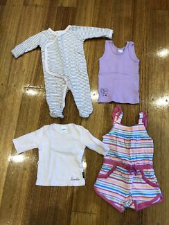 Bonds, Tiny Wonders, baby girl clothes size 000, GUC