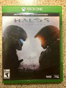 Halo 5 for Xbox 1