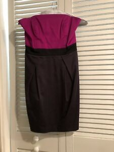 French Connection strapless dress - size 4