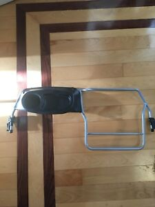 Bob duallie car seat adapter