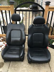 2005 - 2009 Subaru Legacy GT Leather Seats