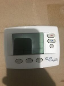 Thermostat white-rodgers 1f80-0471 thermopompe 24 volt