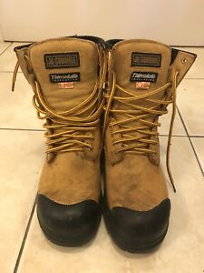 Women's JB Goodhue Thinsulate Steel Toe Boots