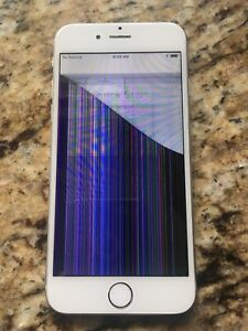 iPhone 6 unlocked that needs a screen replaced