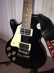 Epiphone Les Paul dot standard pro left handed guitar