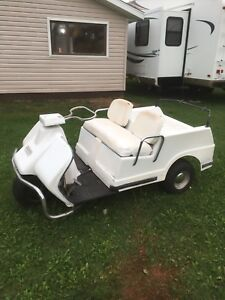 Harley golf cart