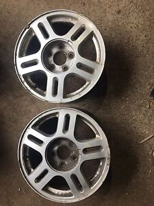 Ford free star rims