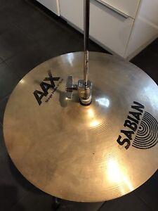 Sabian AAX Stage Hats