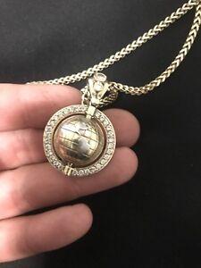 Gold chain n pendant