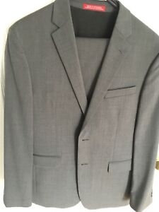 Kenneth Cole Suits (Grey & Navy)-Moore's (free ties/dress shirt)