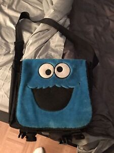 Cookie Monster Messenger Bag