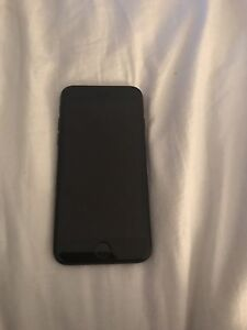 Near new iPhone 7 matte black  32gb month old Balcatta Stirling Area Preview