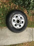 Hilux spare wheel / tyre 16 inch Wynnum Brisbane South East Preview