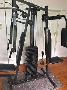 Gym equipment Rossmore Liverpool Area Preview