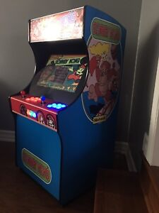 New Donkey Kong themed arcade 1000s games