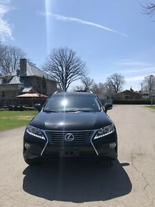 LEXUS RX350 TOURING ALL EQUIPPED 2013 NAVIGATION/