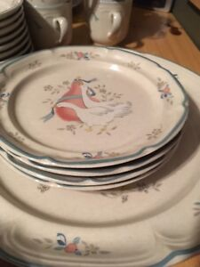 Marmalade Country Goose Dinnerware
