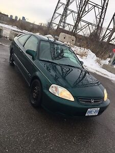 1999 Honda Civic se
