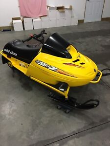 SKIDOO MINI Z 120 * MINT SHAPE * Honda Engine