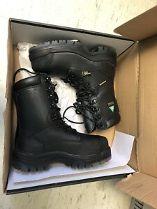 Waterproof Steel toe work boots