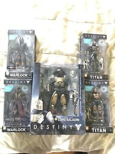 Collection figurines destiny lord Saladin