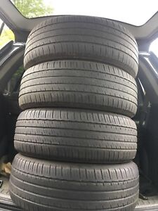 4-225/45R18 Michelin Primacy all season