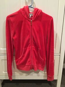 Juicy couture velour hoodie! MINT condition