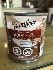 Wood Stain 1/2 Can