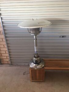Outdoor Table Gas Heater Seaford Rise Morphett Vale Area Preview