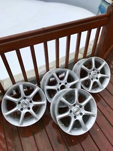 Mags 16 pouces 5x120 BMW 328i