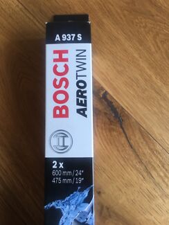BOSCH Aerotwin wiper blades A937S Caringbah Sutherland Area Preview
