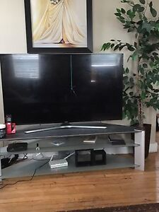 "55"" LED Flat Screen Smart Tv Samsung"