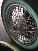 Harley Davidson White wall tyres and Chrome Rim Booragoon Melville Area Preview