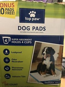 Puppy pads *partial box*